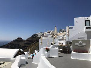 The Chic Hotel, Firostefani, Santorini
