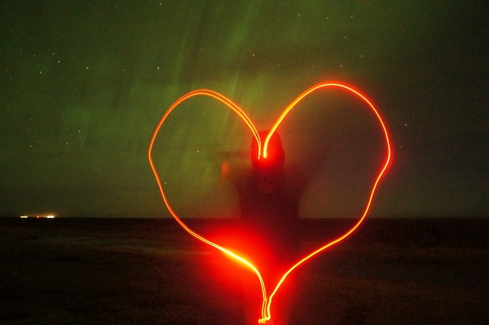 We heart Northern Lights!