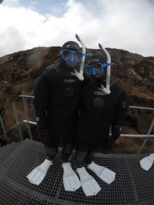 Silfra Snorkeling Outfits